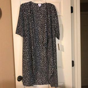 NWT Lularoe Cheetah Print Shirley Kimono
